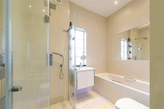 Bathroom of St. Johns Wood Road, London NW8