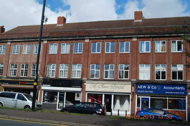 3 bed flat to rent in Chester Road, Sutton Coldfield