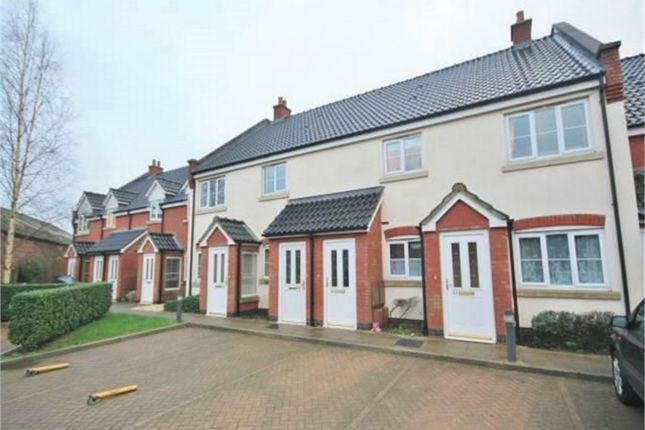 Thumbnail Flat for sale in Kingfisher Close, Stalham, Norwich
