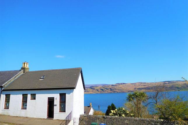 Thumbnail Semi-detached house for sale in Piermount, Kames, Tighnabruaich