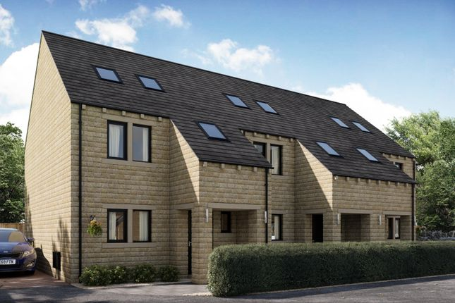 Thumbnail End terrace house for sale in Mill Moor Road, Meltham, Holmfirth