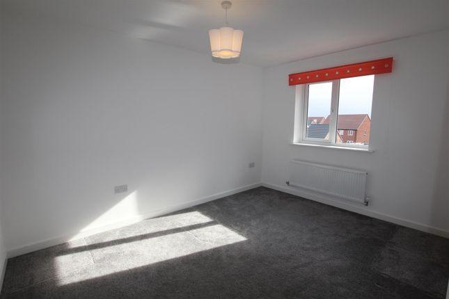Bedroom Three of Walden Close, Chellaston, Derby DE73