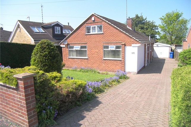 Thumbnail Bungalow to rent in Birchover Way, Allestree, Derby