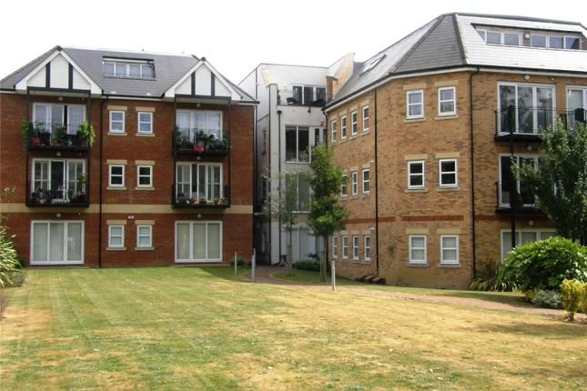Thumbnail Flat for sale in Monroe House, 12-16 Church Hill, Loughton, Essex