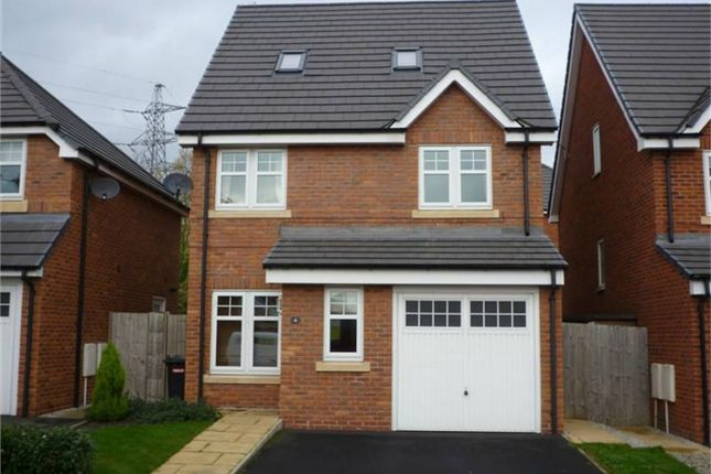 Thumbnail Detached house to rent in Claybrook Close, Atherton, Manchester