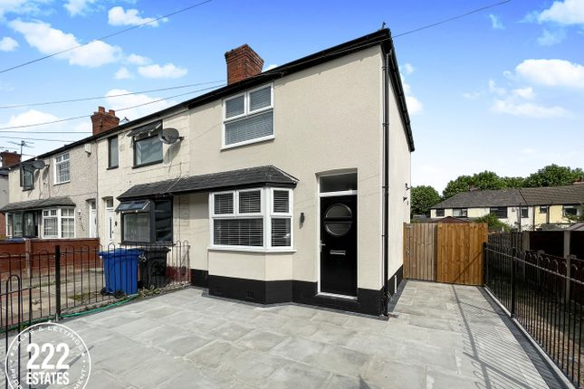 2 bed end terrace house to rent in East Avenue, Warrington WA2