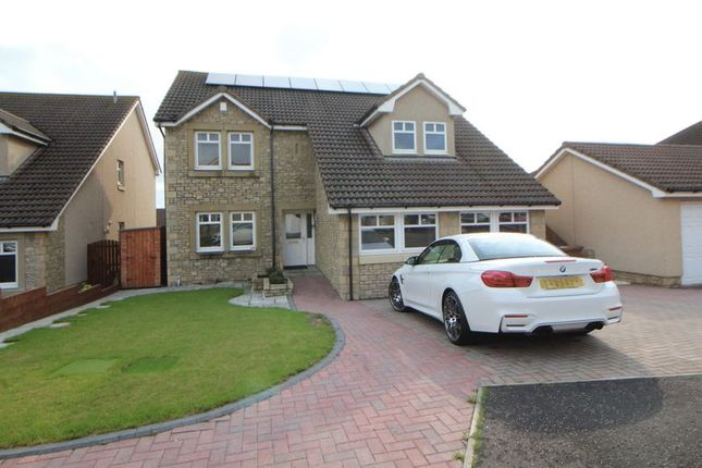 Thumbnail Detached house for sale in Sandwell Crescent, Kirkcaldy