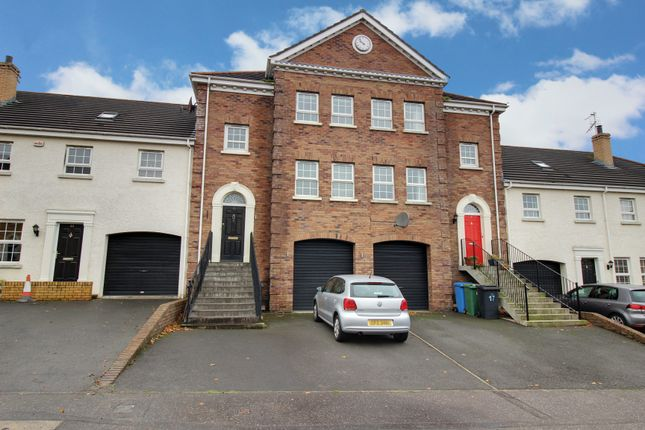 Thumbnail Town house for sale in Lineybrook Lane, Bangor