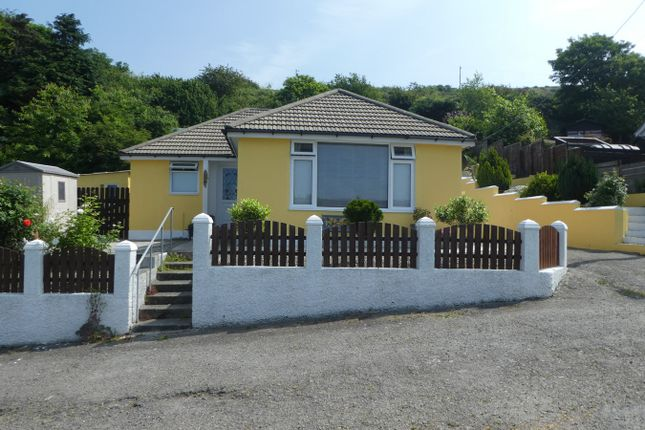 Thumbnail Detached bungalow for sale in Bryn Road, Aberaeron