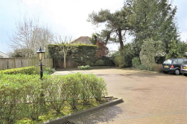 Gardens of Whitefield Road, New Milton BH25