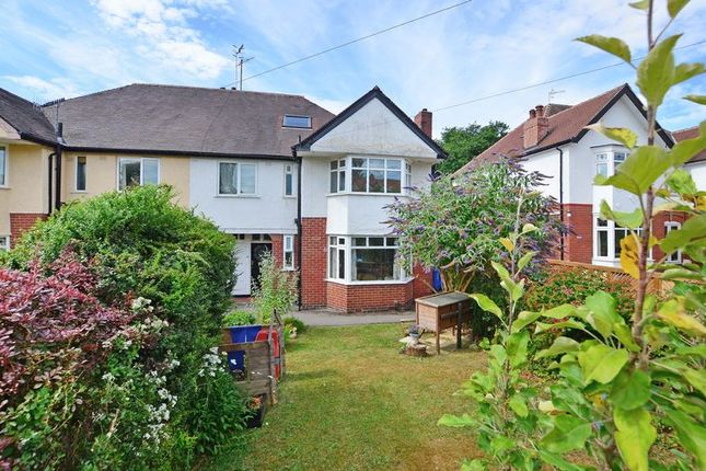 Thumbnail Flat for sale in Pingle Road, Millhouses, Sheffield