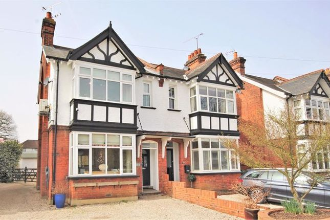 Thumbnail Semi-detached house for sale in Priests Lane, Shenfield, Brentwood