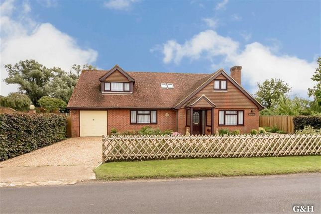 Thumbnail Detached bungalow for sale in Canterbury Road, Brabourne Lees, Kent