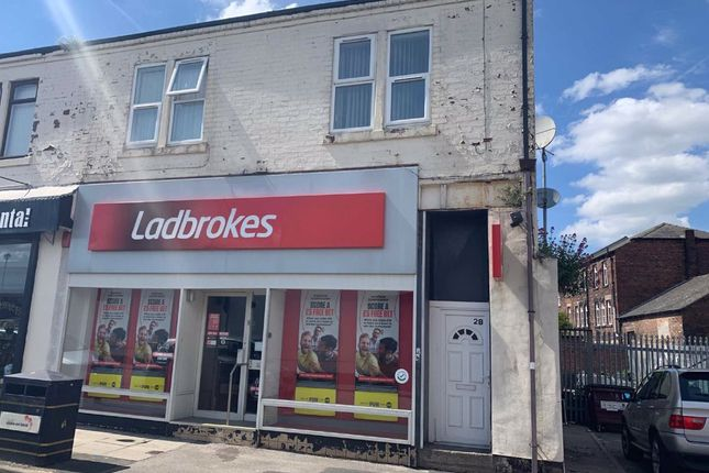 Thumbnail Retail premises for sale in Heathcote Road, Stoke-On-Trent, Staffordshire