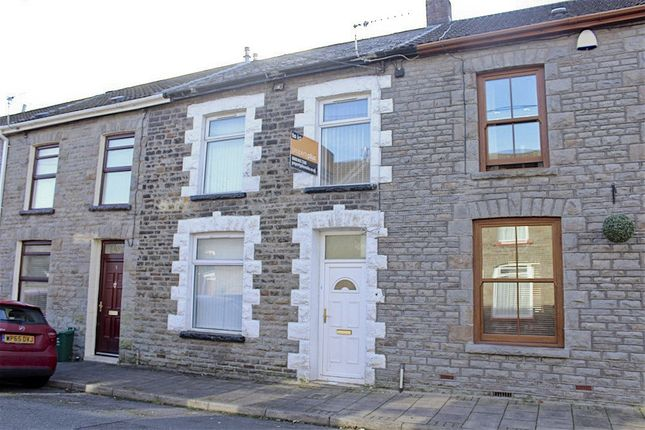 Thumbnail Terraced house to rent in Gelli -, Pentre