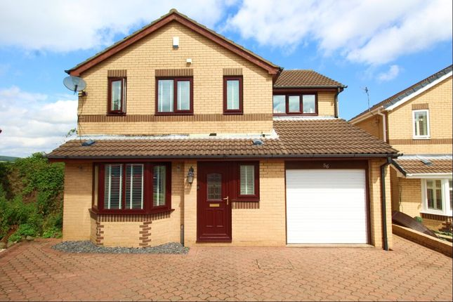 Thumbnail Detached house for sale in Turnberry, Ouston, Chester Le Street