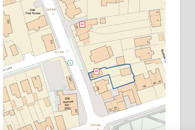 Thumbnail Land for sale in Main Street, Sheffield