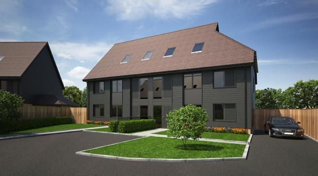 Thumbnail Semi-detached house for sale in Scocles Court, Scocles Road, Minster On Sea, Kent
