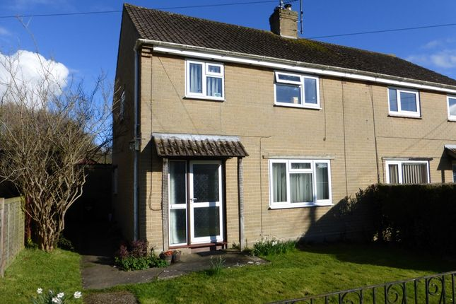 Thumbnail Semi-detached house for sale in Orchardleigh, East Chinnock