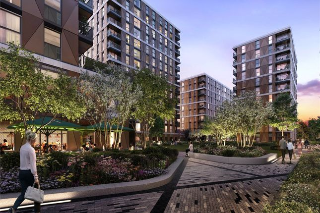 Thumbnail Flat for sale in Eden Grove, Staines-Upon-Thames