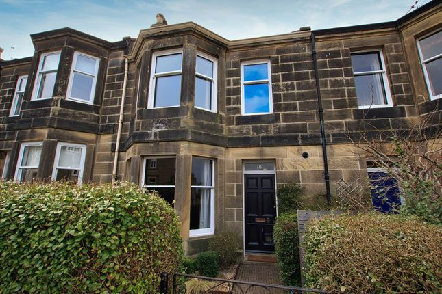 Thumbnail Terraced house for sale in Claremont Road, Leith Links, Edinburgh