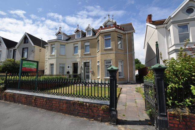 Thumbnail Lodge for sale in Southmead Guest House, 72 Queen Victoria Road, Llanelli