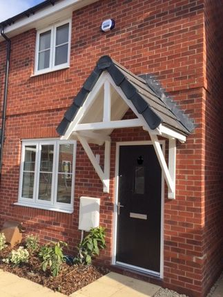 Thumbnail Semi-detached house to rent in Leese Drive, Cheswick Green, Solihull