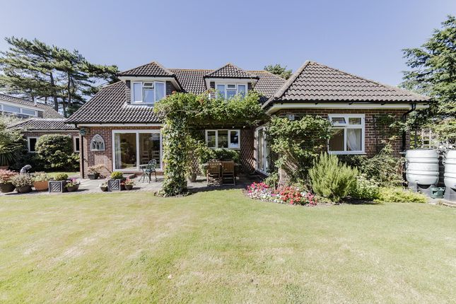Thumbnail Detached house for sale in The Poplars, Ferring, Worthing