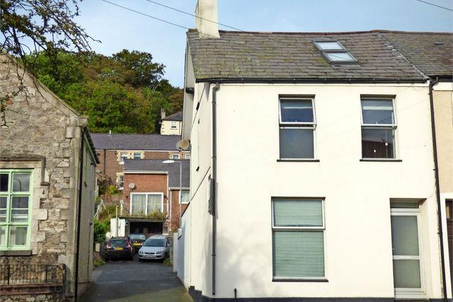Thumbnail End terrace house for sale in Garth Road, Bangor, Gwynedd