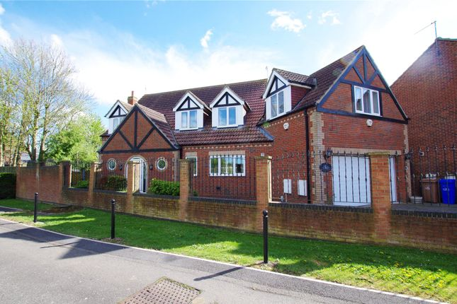 Thumbnail Detached house for sale in Bond Street, Hedon, Hull
