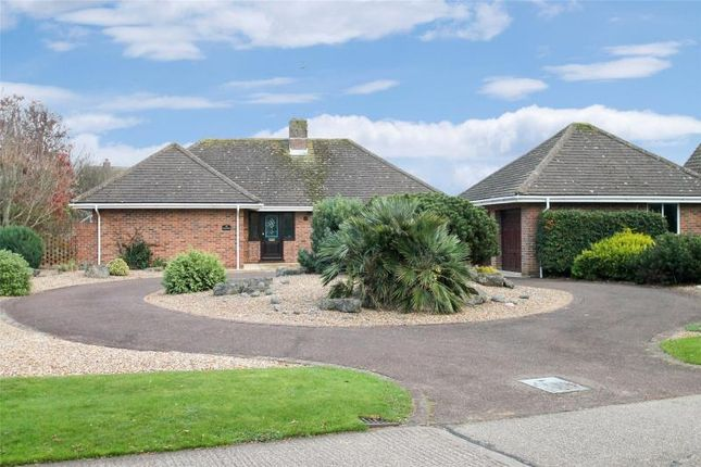 Thumbnail Detached bungalow for sale in Pigeonhouse Lane, Willowhayne, Rustington