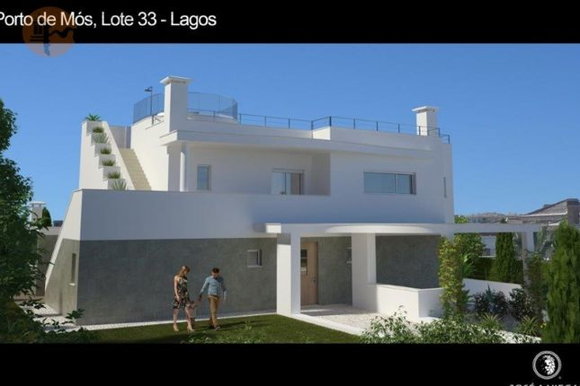 Thumbnail Detached house for sale in Porto De Mós, São Gonçalo De Lagos, Lagos