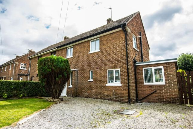Thumbnail Semi-detached house to rent in Parker Crescent, Ormskirk
