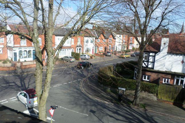 Thumbnail Flat to rent in Abbots Road, Kings Heath, Birmingham