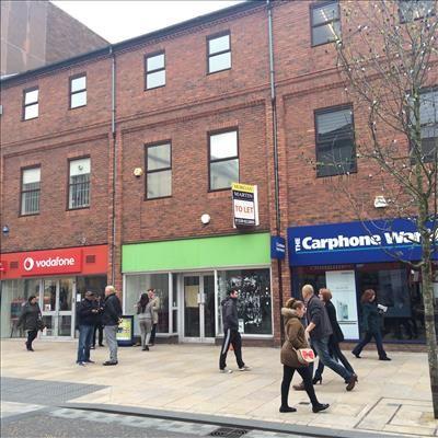 Thumbnail Retail premises to let in 45A Fishergate, Preston, Lancashire
