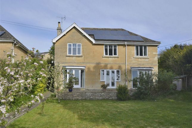 Thumbnail Detached house for sale in 18 Belcombe Road, Bradford On Avon, Wiltshire