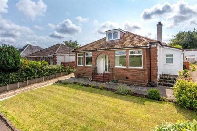 Thumbnail Detached house to rent in Speirs Road, Bearsden