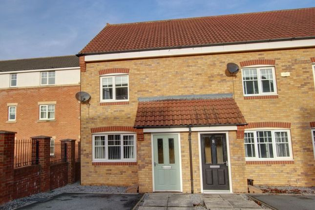 Thumbnail Semi-detached house for sale in Harwood Drive, Houghton Le Spring