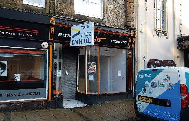 Thumbnail Retail premises to let in East Port, Dunfermline