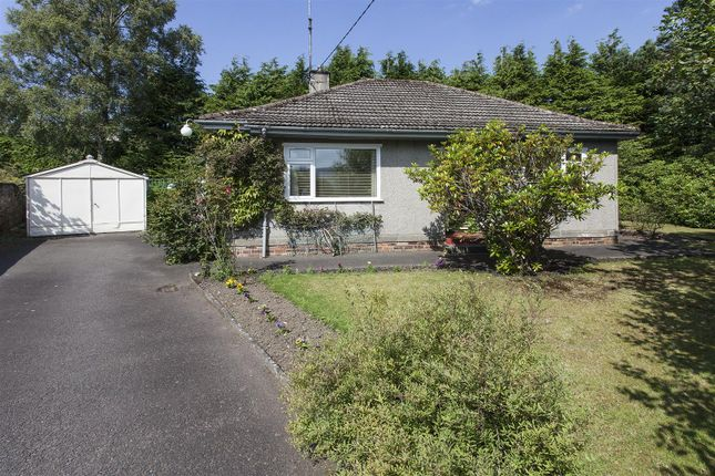2 bed detached bungalow for sale in The Point Cottage, Orchil Road, Auchterarder