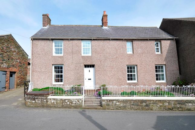 Thumbnail Detached house for sale in Bowness House, Bowness-On-Solway, Wigton, Cumbria