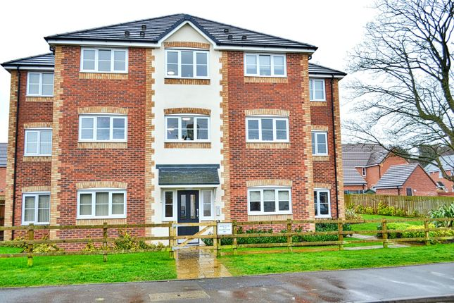 Thumbnail Flat for sale in Bullhurst Close, Stoke-On-Trent