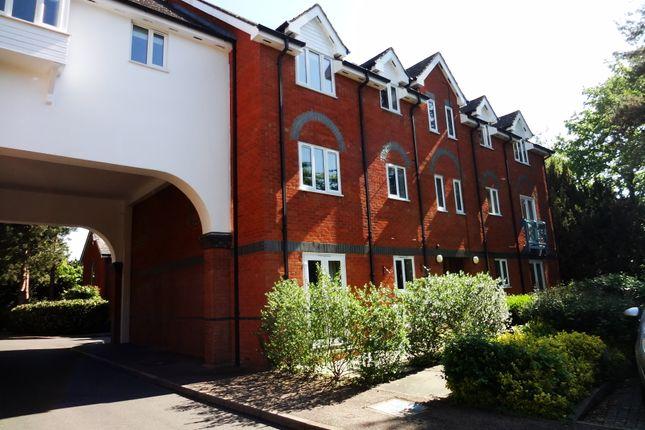 Thumbnail Flat to rent in St Cross Court, Upper Marsh Lane, Hoddesdon