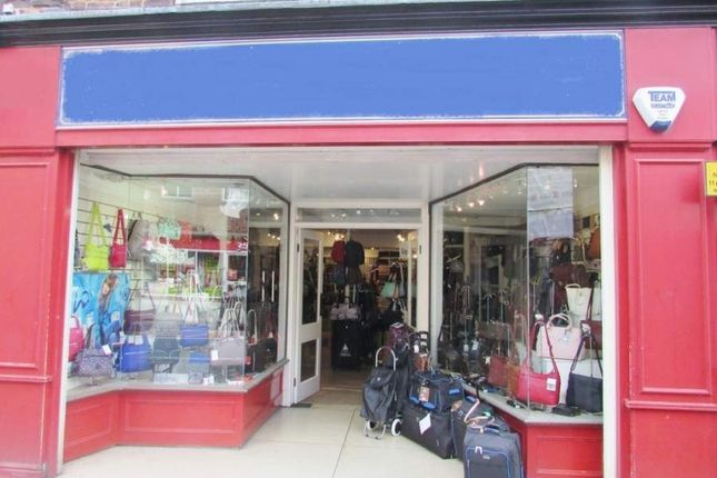 Retail premises to let in 98 Northgate Street, Chester