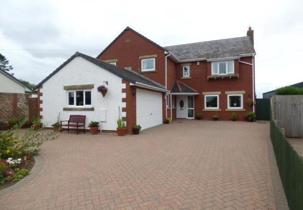 Thumbnail Detached house for sale in Palumic House, Newtown, Blackford, Carlisle