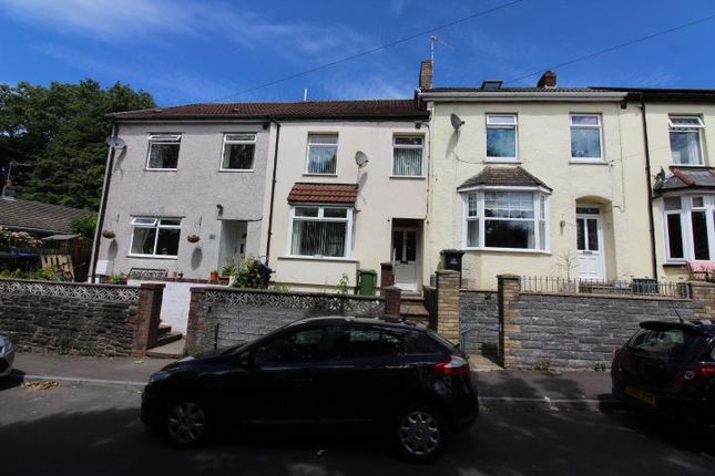 Thumbnail Terraced house for sale in Oakfield Road, Tredegar