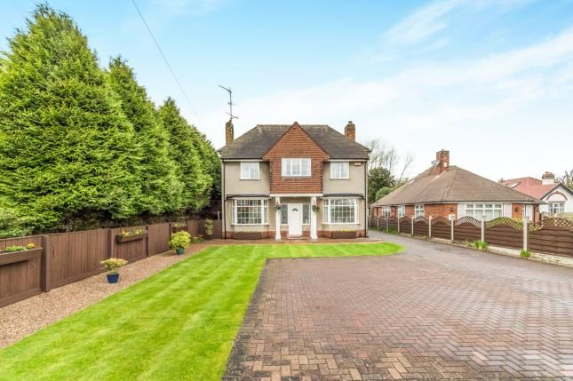Thumbnail Detached house for sale in Sutton Road, Kirkby-In-Ashfield, Nottingham, Nottinghamshire