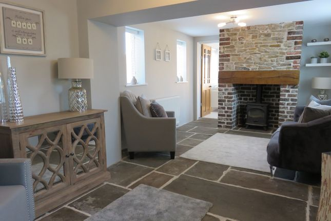 Lounge of Horwood Lane, Wickwar, Wotton-Under-Edge GL12