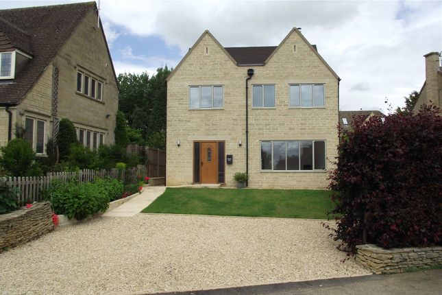 Thumbnail Detached house for sale in Cotswold Mead, Painswick, Stroud, Gloucestershire