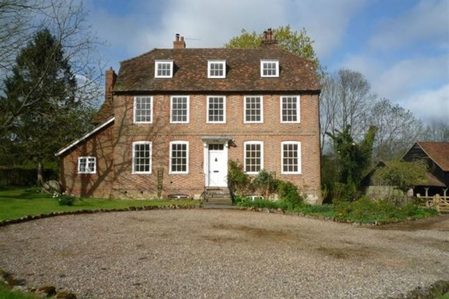 Thumbnail Detached house to rent in Ide Hill, Sevenoaks